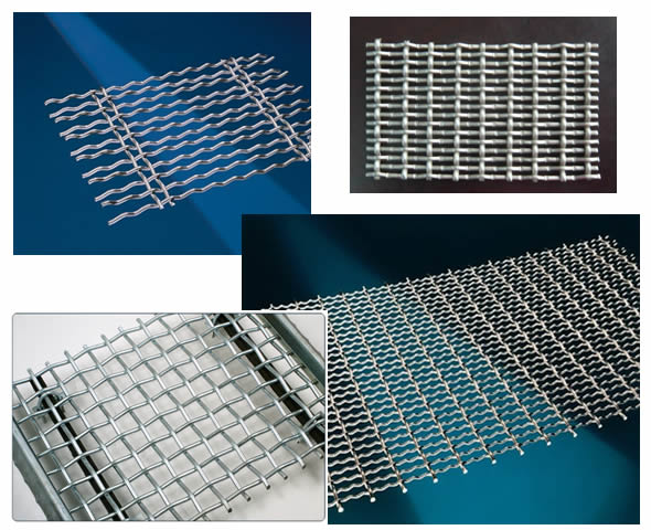 Crimped Wire Mesh Hebei Hongze Wire Mesh Co Ltd